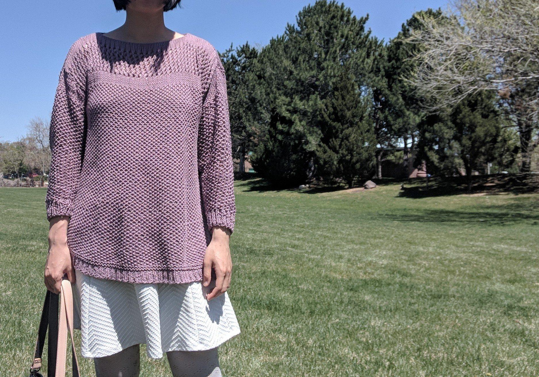 908032455 WAK Bossa Nova Sweater